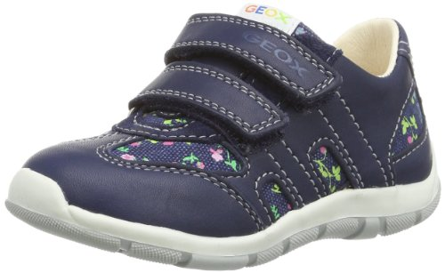 Geox Boys B Shaax B Low-Top B4233B043AWC4002 Navy 7.5 UK Child, 25 EU