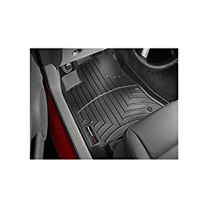 Amazon Com Weathertech Custom Fit Front Floorliner For Select Chrysler Dodge Models Black Automotive