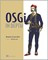 OSGi in Depth Front Cover