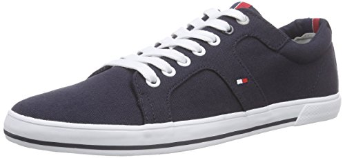 Tommy Hilfiger - HARRY 9D, Sneakers uomo, color Blu (MIDNIGHT_403), talla 42
