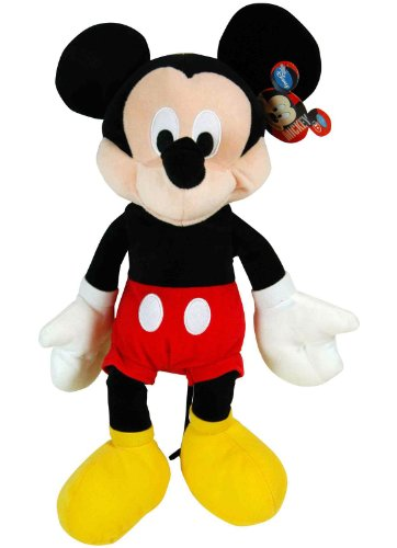 "Disney Mickey Plush (15"") - 1"
