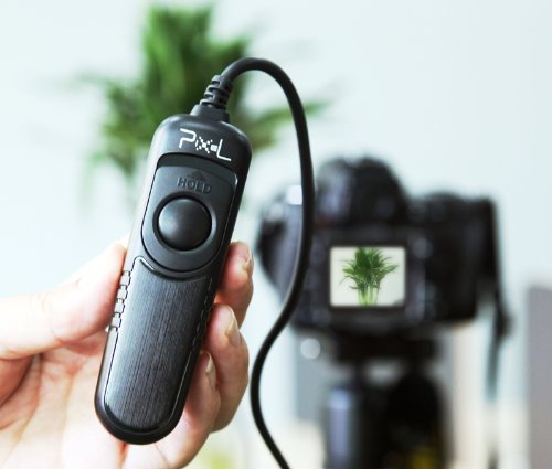 Pixel Wired Remote Shutter Release Control For Panasonic Dmc-Fz20, Dmc-Fz20K, Dmc-Fz20S, Dmc-Fz30, Dmc-Fz30K, Dmc-Fz30S, Dmc-Fz50K, Dmc-Fz50S, Dmc-Fz50, Lc-1, L1, L-10, Dmc-G1, Dmc-Gh1, Dmc-Gf1, Dmc-G2, Dmc-G3, Dmc-G10, Dmc-Gh2, Dmc- Fz100; Leica Digilux3
