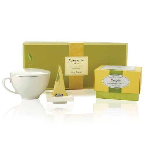 Tea Forte Rejuvenation Gift Set