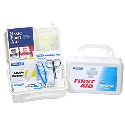 PhysiciansCare First Aid Kit Refill, Contains 109 Pieces by PhysiciansCare