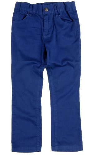 Appaman Little Boys' Skinny Twill Pants In Galaxy (C) 2 Toddler X One Size front-97124