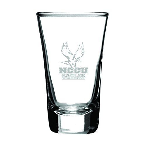 North Carolina Central University -2 oz. Shot Glass (North Carolina Central University compare prices)