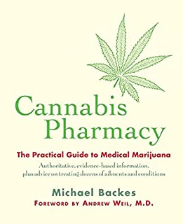 Book Cover: Cannabis Pharmacy: The Practical Guide to Medical Marijuana