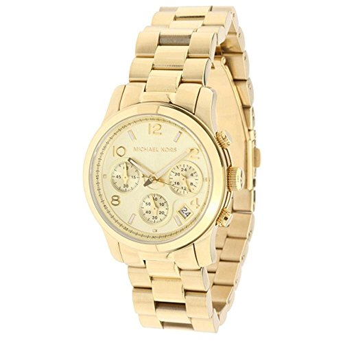 часы michael kors runway chronograph отличается