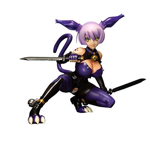 FairyTale Figure Villains vol.02 暗殺者のチェシャ猫 ミッドナイトパープルver. (1/7スケール キャンディレジン塗装済み完成品)