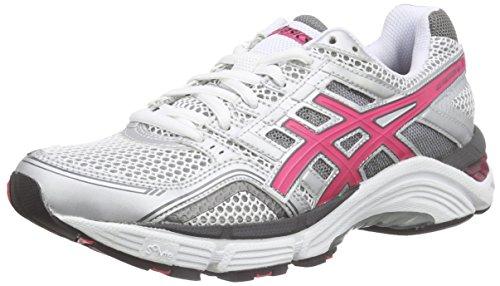 ASICS Gel-fortitude 6 Scarpe Running, Donna, Bianco (white 0119), 42 EU
