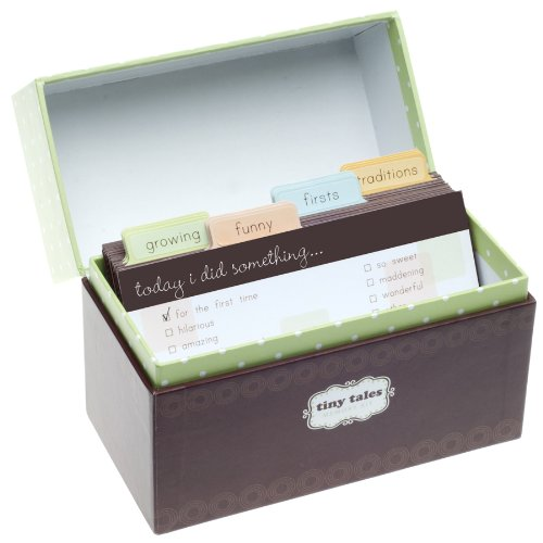 Tiny Tales Keepsake Baby Memory Kit Box - 1