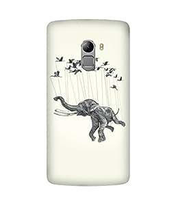 Flying Elephant Lenovo K4 Note Case