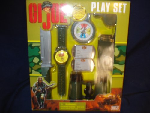 GI Joe Army Soldier Play Set - 1