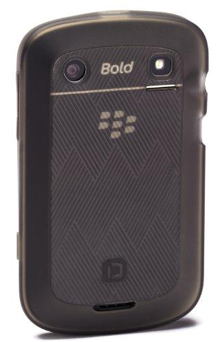 DICOTA Flexi Case fuer BlackBerry Bold 9900 und 9930 Smartphones - schwarz -