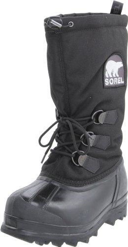 Sorel Women's Glacier NL1042 Boot,Black,5 M US
