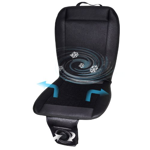 Truck Cooling 12V Electric Fan Car Seat Cold Air Channel