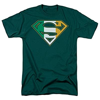 Superman: Irish Shield T-Shirt