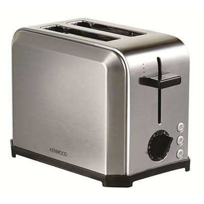 Kenwood 2 Slice Stainless Steel Toaster (TTM223) from Kenwood