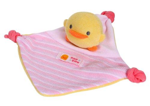 Piyo Piyo Security Blanket - Pink