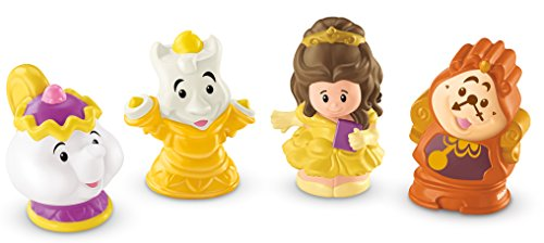 Fisher-Price Little People Disney Princess Belle & Friends (Beauty And The Beast Fisher Price compare prices)