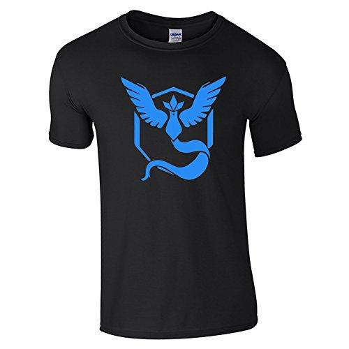 Pokemon-Go-Team-Mystic-Camiseta-Hombre