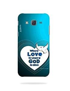 alDivo Premium Quality Printed Mobile Back Cover For Samsung Galaxy J5 (3d) / Samsung Galaxy J5 (3d) Printed Back Case Cover (MKD1039)