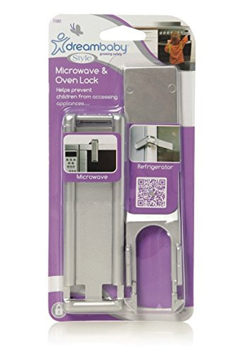 Dreambaby Oven Lock- Silver - 1