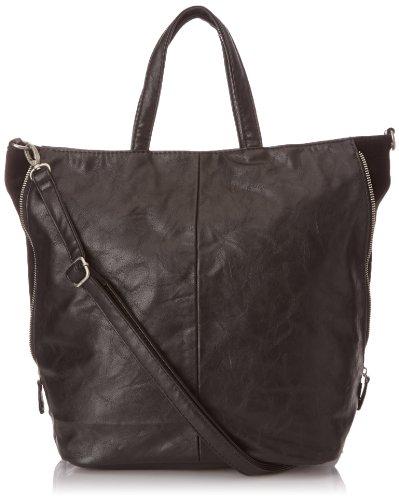 PIECES Donna Atifa Bag borsa nero Size: 47x38x21 cm (B x H x T)
