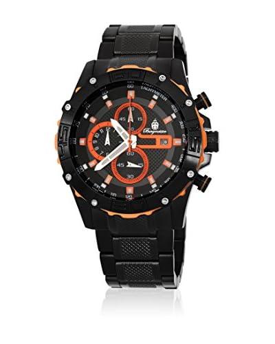 Burgmeister Reloj de cuarzo 534-652 Negro 45 mm