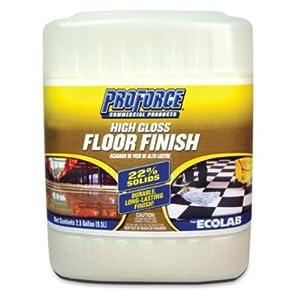 Amazon Com Proforce High Gloss Floor Finish 2 5 Gallon