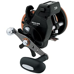 Daiwa Sealine Series Line Counter Reel from DAIWA