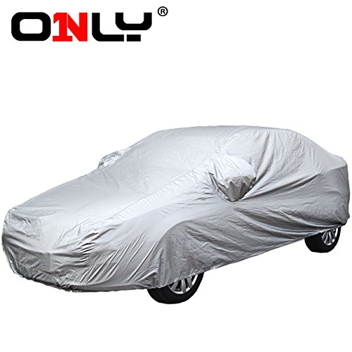 Only® Unique Innovative 18 Seconds Car Case Car Cover, Waterproof, Oxford Y-Series For Suv Fast & Easy To Operate (Y-43 Length 161'' To 177'', Applicable Models: Audi Q3 2013-2015, Bmw X1 2012-2014, Buick Encore 2015/2014/2012, Ford Escape 2011/2005/2004,