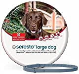 Bayer Seresto Flea and Tick Collar, Large Dog