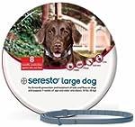 Bayer Seresto Flea and Tick Collar, L...