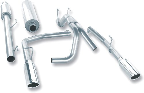 Borla 140187 Stainless Steel Cat-Back Exhaust System