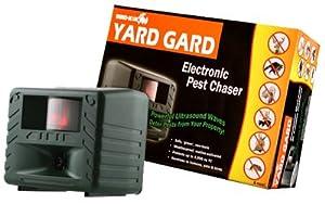 Bird-X YG Yard Gard Electronic Pest Repeller - Quantity 6 by Bird-X