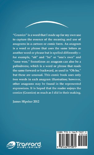 Gramics: The Comics of Anagrams