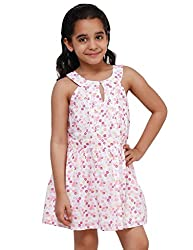 Oxolloxo Girls trendy cotton dress