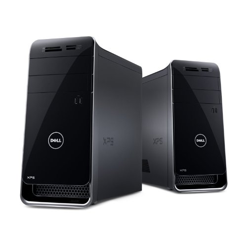 Dell Xps 8700 Superspeed Lifestyle Desktop - Intel Quad Core I7-4770 Haswell Up To 3.9 Ghz Max Turbo Frequency, 32Gb Ram, 2 X 500Gb Ssd Raid 1, Nvidia Geforce Gtx 760 4Gb Gddr5 Video, 600W Power Supply, Blu-Ray Disc Burner, Windows 8.1