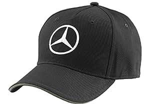 Mercedes amg petronas f1 cap team cap black for Mercedes benz hat amazon