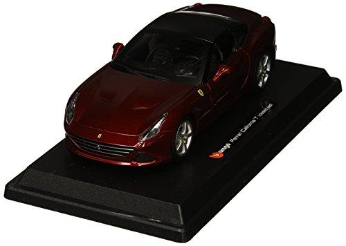 Bburago 18-26002 - Ferrari California T Modellino, Closed Top, Scala 1:24