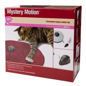 Mystery Motion Undercover Mouse electronic Cat Toy