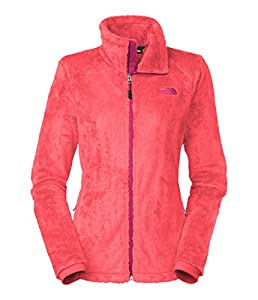 The North Face Osito 2 Jacket Women's Rambutan Pink XS