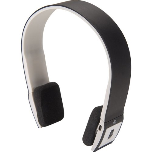 Brand New Nxg Technology Wireless Stereo Bluetooth Headphones With Microphone - Black