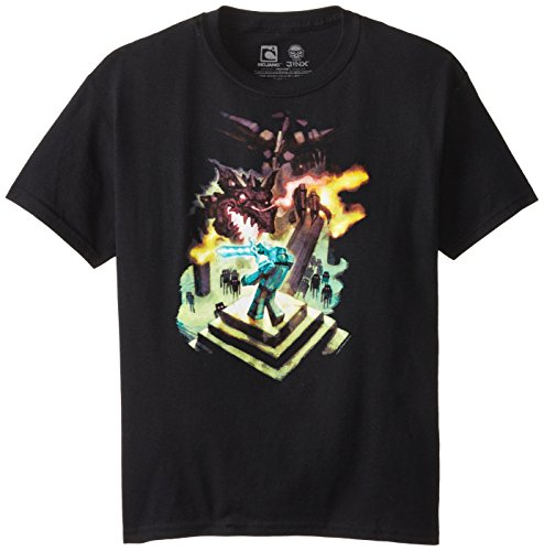 Minecraft Boys' Ender Dragon Youth T-Shirt