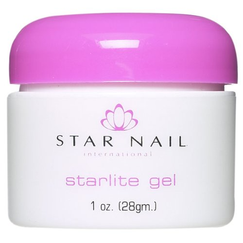 Star Nail Starlite UV Gel White 1 oz Promo Offer
