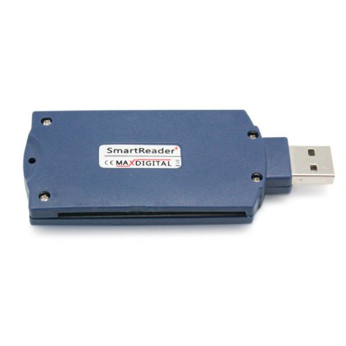 100% Original Argolis Smargo USB Smartcard Reader Plus for Satellite TV Receiver Linux Windows