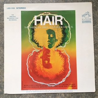 Various Artists - Hair The American Tribal Love-Rock Musical - Original Broadway Cast Recording [vinyl] Michael Butler - Zortam Music