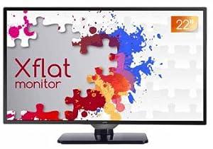 Televisión Monitor 22