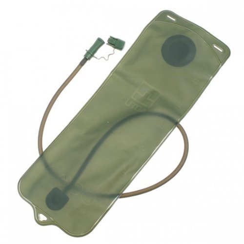 3L Bicycle Mouth Water Bladder Bag Hydration Camping Hiking